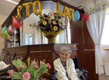 To są urodziny! Najlepsze życzenia dla 100-latki z Zebrzydowic