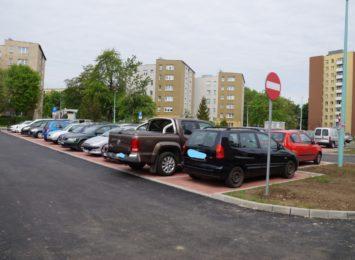 Zakończył się remont drogi na Placu Zwycięstwa w Wodzisławiu