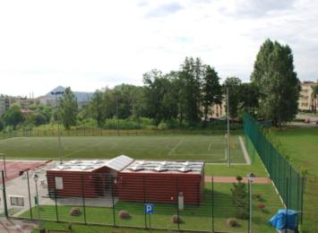 Obiekty sportowe otwarte w Rydułtowach