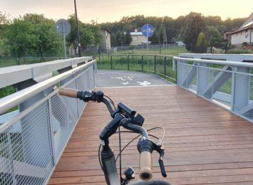 Nowości dla rowerzystów w Rybniku. Przejazdy pod ulicami i wagon dla rowerów w wąskotorówce