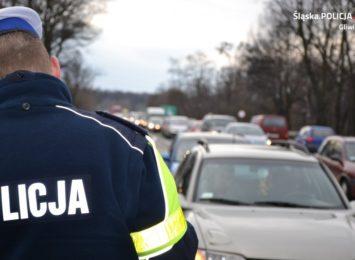 Policja szykuje się na korki przy kopalni Sośnica