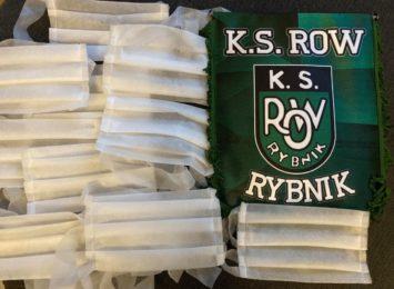 ROW przekazał maseczki ochronne dla szpitala w Rybniku