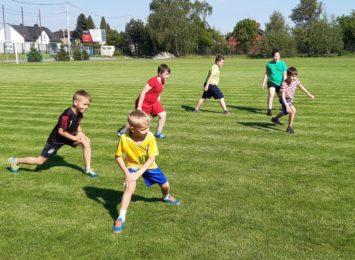 Dzieci wróciły do treningów [WIDEO,FOTO]