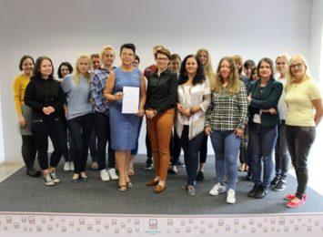 Stowarzyszenie Bibliotekarzy Polskich doceniło żorską bibliotekę
