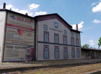 Wyremontują były dworzec w Pietrowicach Wielkich