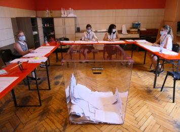 II tura wyborów. Lokale czynne do 21.00 [WIDEO]