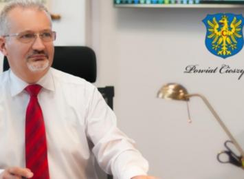 Koronawirus: Starosta cieszyński apeluje do mieszkańców