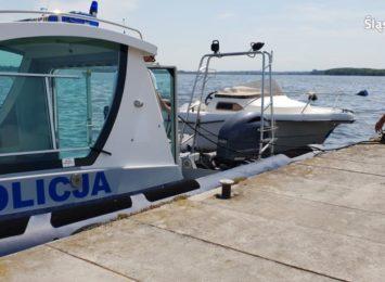Rybnik: Wodna policja wyruszyła na patrol [WIDEO]
