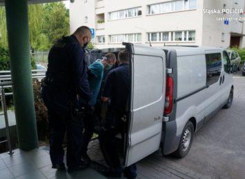 Jastrzębianin aresztowany za rozbój