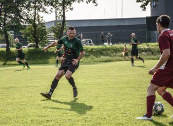 Pierwszy mecz po długiej przerwie rozegrali piłkarze ROW-u Rybnik