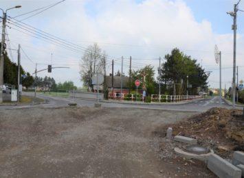 """Planowany remont skrzyżowania """"pięciu dróg"""" w Wodzisławiu"""