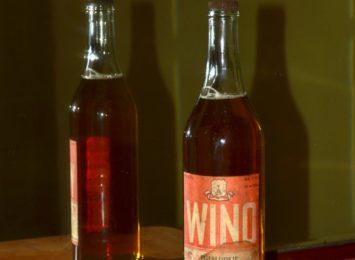 Kto pamięta jeszcze Wino Półsłodkie Mocne? To teraz muzealny eksponat