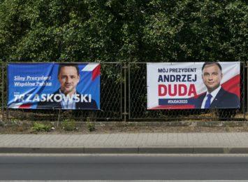 Exit poll: Będzie druga tura wyborów prezydenckich