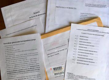 Problemy z głosowaniem korespondencyjnym w Jastrzębiu-Zdroju