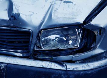 Wypadek w Rybniku-Boguszowicach. 54-latek w szpitalu