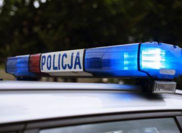 Wodzisław Śląski: Zderzenie motocykla z samochodem osobowym. Jedna osoba trafiła do szpitala