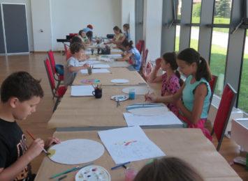 W Pawłowicach dzieci wróciły na zajęcia w ośrodku kultury