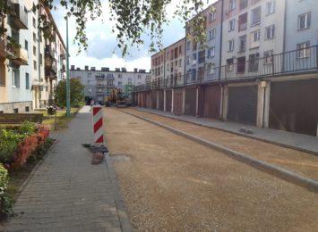 Spór o parking na ulicy Asnyka w Wodzisławiu Śląskim