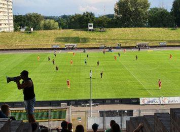 GKS Jastrzębie. Ostatni mecz sezonu w Jastrzębiu [FOTO]