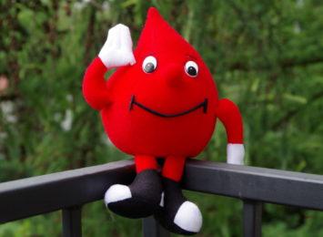 """Klub Honorowych Dawców """"Trakcyjnik"""" w Rybniku zabrał 9, 5 litra krwi"""