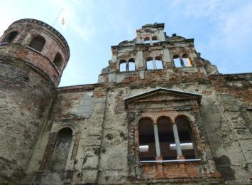 Ruiny w Tworkowie ponownie otwarte [WIDEO]