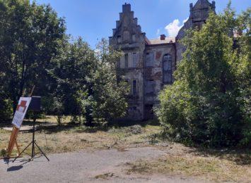 Pałac w Baranowicach wypięknieje [FOTO]