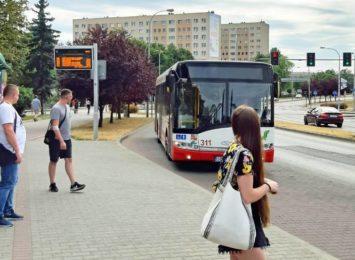 MZK: Od soboty (1.08.) do autobusu tylko przednimi drzwiami