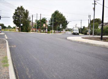 """Skrzyżowanie """"pięciu dróg"""" w Wodzisławiu już przejezdne"""