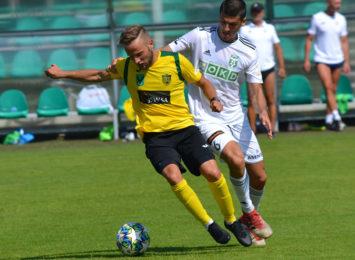 GKS Jastrzębie przegrywa z Karwiną