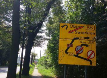 Uwaga kierowcy w Rybniku, zamknięta DW 929. Są też zmiany w kursowaniu autobusów