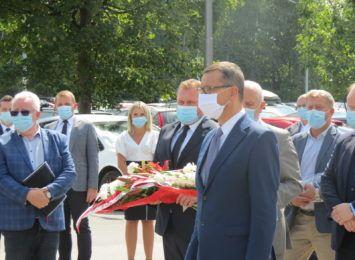Premier Morawiecki weźmie dzisiaj (03.09.) udział w uroczystościach w Jastrzębiu