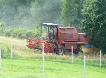 Policja apeluje do rolników