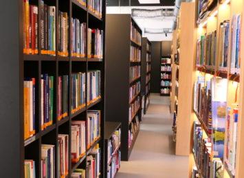 Śląkfa dla biblioteki w Żorach