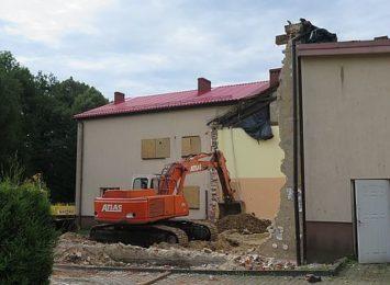 W Golasowicach będzie nowa sala gimnastyczna. Trwa już budowa