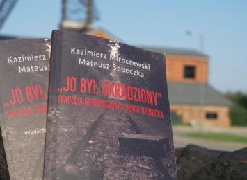 ''Jo był ukradziony'' - promocja książki i spektakl w RCK Feniks