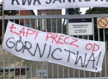 Burmistrz Podleśny w Radiu 90: ,,Porozumienie górników ze związkowcami przyjąłem z ulgą''