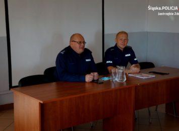 Nowy komendant policji w Jastrzębiu