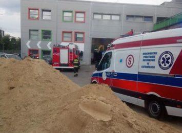 Jastrzębie-Zdrój: Łuk elektryczny poparzył pracowników. Ewakuacja w galerii