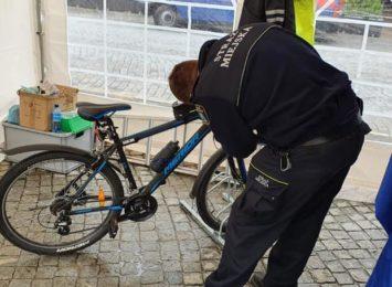 Straż miejska w Cieszynie: Oznakować można nie tylko rower