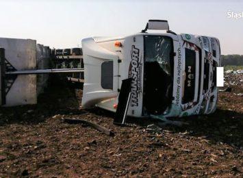 Jastrzębie-Zdrój: Wypadek na wysypisku śmieci