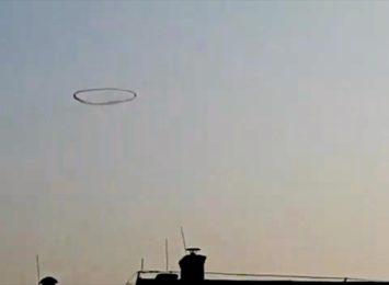 UFO nad Żorami? A może coś innego? Co to było? [WIDEO]