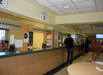 Wydział komunikacji w cieszyńskim starostwie zamknięty do odwołania