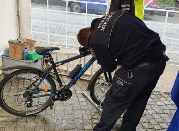 Kolejna okazja, by oznakować swój rower. Sprawdź gdzie