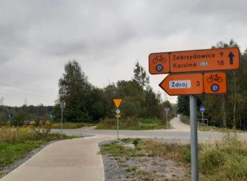 Korekta tras rowerowych w Jastrzębiu-Zdroju