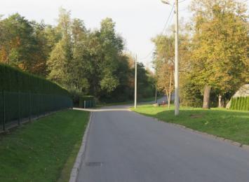 Nowa ścieżka pieszo-rowerowa w Warszowicach