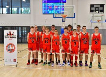 Brąz MP młodych koszykarzy MKKS-u Rybnik