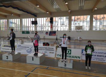 IV miejsce dla RMKS-u Rybnik na mistrzostwach Polski seniorek w szpadzie