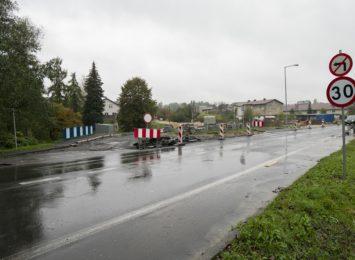 W Jastrzębiu-Zdroju będzie bezpieczniej. Trwa przebudowa jednego ze skrzyżowań [FOTO]