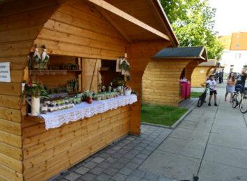 Smacznie i zdrowo na wodzisławskim Ekobazarze