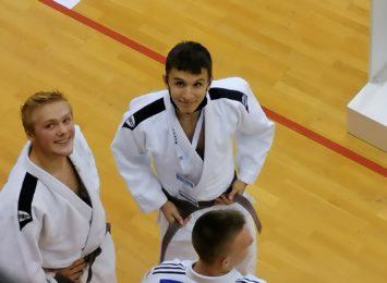 Sukcesy młodych judoków z Rydułtów